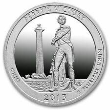 2013 5 oz Silver ATB Perry's Victory and Peace Park Ohio