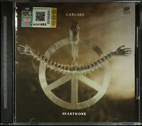 CARCASS Heartwork MALAYSIA EDITION CD RARE NEW SEALED FREE SHIPMENT