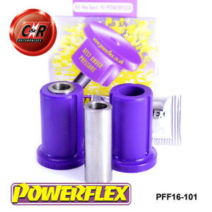 PFF16-101 Powerflex Fits Fiat Punto MK1 (93 - 1999) Front Wishbone Inner Bushes