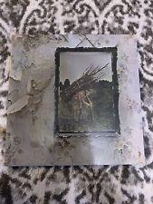 LED ZEPPELIN - IV LP  - SEALED ORIGINAL 1971 pressing  ZOSO Stairway To Heaven