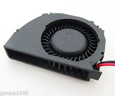50pcs Brushless DC Cooling Blower Fan 40mm 4010S 50x40x10mm 24V 2pin Fan UK