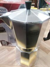 STOVE TOP ESPRESSO COFFEE MAKER. Alpine Cuisine 9 Cups..ESPRESSO COFFEE MAKER.