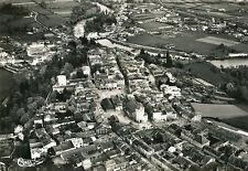 Carte MONTREJEAU Vue panoramique aérienne