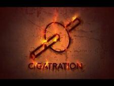 Cigatration - Push a Lit Cigarette Through a Borrowed Quarter!