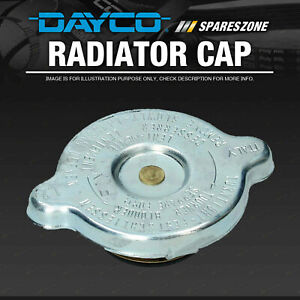 Dayco Radiator Cap for Ford Ranger PJ PK Courier PH Laser KQ 2001-2011