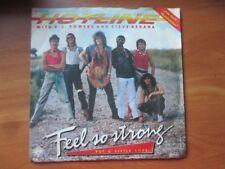 80er Jahre - Hotline with P.J.Powers and Steve Kekana - Feel so strong
