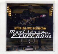 (IF492) Maxi Jazz & The E-Type Boys, Bitter Love / Mass Destruction - DJ CD