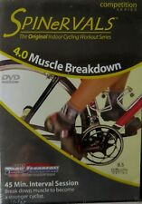 Spinervals Cycling Dvd 4.0 Muscle Breakdown