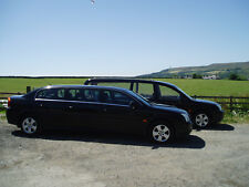 2005 AND 2006 VAUXHALL VECTRA STATESMAN 5 DR HEARSE AND 6 DR LIMOUSINE (FLEET)