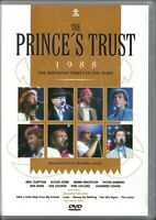 The Prince's Trust 1988 DVD Elton John Bee Gees Eric Clapton Mark Knopfler Rare