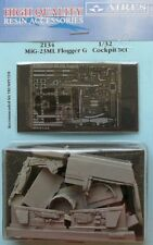 Aires 1/32 MiG-23ML Flogger G Cockpit set for Trumpeter kit # 2134