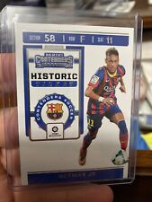 NEYMAR JR 2019-20 Panini Chronicles Contenders Historic Rookie Ticket #HT-NJR