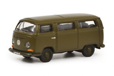 Sch26365 - Mini Bus militaire Volkswagen T2 - 1/87