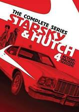 Starsky & Hutch: The Complete Series DVD box set 16-Disc 4 seasons
