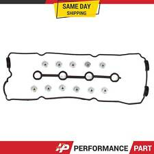 Valve Cover Gasket for 93-01 Nissan Altima 2.4L DOHC KA24DE