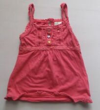 Girls' Strappy/Spaghetti Strap Tops without Pattern (2-16 Years)