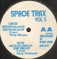 Space Trax - Vol 3 - 1991 - Stealth -STR 15 91 -  Holl