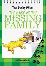 The Buddy Files: The Case of the Missing Family (Book 3)-ExLibrary