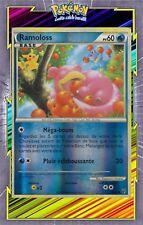 🌈Ramoloss Reverse - HS04:Indomptable - 66/90 - Carte Pokemon Neuve Française