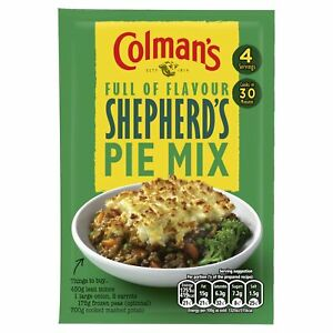 Colman's Shepherd's Pie Mix, 1.75-Ounce Packages (Pack of 16)