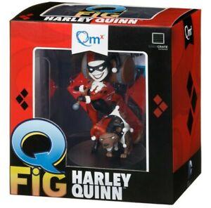 Batman HARLEY QUINN Loot Crate Exclusive QMX QFIG Figure DC