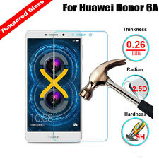 Premium Genuine Tempered Glass Screen Protector Protevtive For Huawei Honor 6A