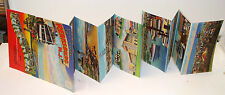 Vintage RARE Greetings from KEANSBURG NJ post card folder w/ 18 pictures