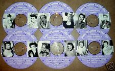 JANE WYMAN on the air- Vintage Radio Shows OTR-CDs