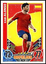 Manuel Alonso España #166 Inglaterra 2012 Match Attax TCG tarjeta (C206)
