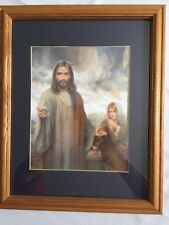 "THE MASTER'S COLLECTION PRINT BY JOSEPH WALLACE KING ""THE LIFE OF CHRIST"""