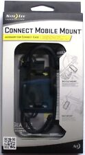 Nite Ize Connect Case Mobile Mount Black iPhone 4 & 4S CNTMM-08
