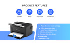Stampante Laser A4 BIANCO / NERO WiFi ,USB, stampa da cellulare - Pantum P2500W