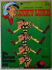 Lucky Luke - Die Daltons brechen aus - Band 17 von 1982