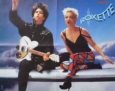 ROXETTE - A2 Poster (XL - 42 x 55 cm) - Clippings Fan Sammlung NEU