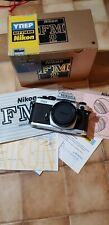Nikon FM2n Boxed