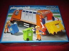 Müllauto Von PLAYMOBIL 4418 Müllabfuhr City