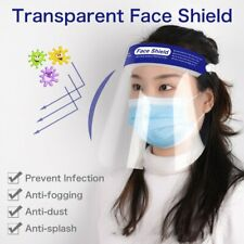 6x Full Face Covering Anti-fog Safety Shield Tool Mask Clear Glasses Eye Helmet