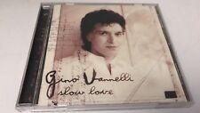 Gino Vannelli - Slow Love (CD) Like New