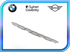 BMW Genuine Front Lower Bumper Grille Panel Trim Titanium E53 X5 51117123956
