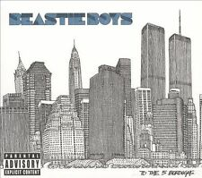 1 CENT CD To the 5 Boroughs [PA] - Beastie Boys