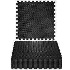 12x Tapis mousse de sol ensemble tapis puzzle fitness protection gym EVA  63x63cm c37824e19bd