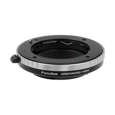Fotodiox Lens Adapter Contax G Rangefinder Lens to Sony E-Mount/NEX