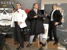 James Bond 1:6 espectro 007 Daniel Craig Blackbox