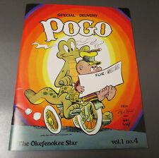 1979 Waly Kelly POGO Okefenokee Star v.1 #4 VF+