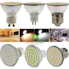 GU10/MR16/E27 4W 5W 6W 2835 SMD LED Bombilla Spotlight Spot Lámpara Xmas Luz