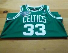 Larry Bird Jersey Boston Celtics Soul SwingMan Men L NWT New Hwc Vtg Reebok #33