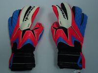 New Reusch Waorani Pro G2 Finger Stays Soccer Goalie Gloves 3470100S SZ 9 Pink