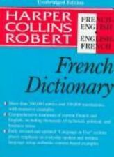 Harper Collins Robert French-English English-French Dictionary/Le Robert &