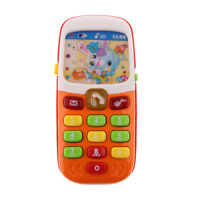 Baby Kids Child Early Educational Learning Mobile Phone Toy Musical Playing