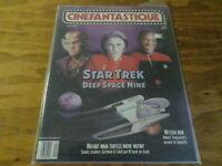 Cinefantastique Magazine April 1993 Star Trek Deep Space Nine Free Domestic Ship